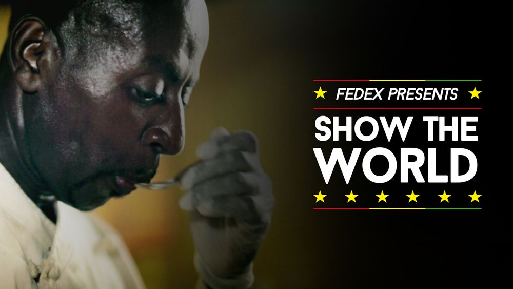 FedEx presents - Show the world.