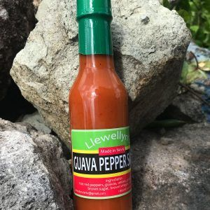 Guava and hot pepper sauce